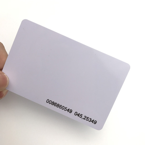 High Frequence RFID Blank Cards