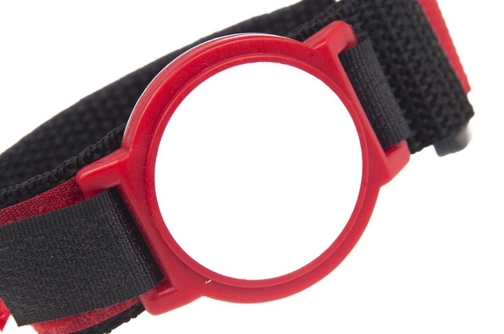 Durable RFID Nylon Wristband