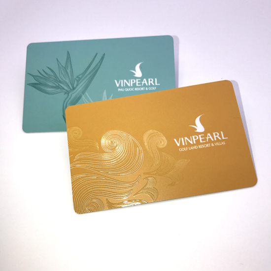 UV Spot Membership Loyalty Card