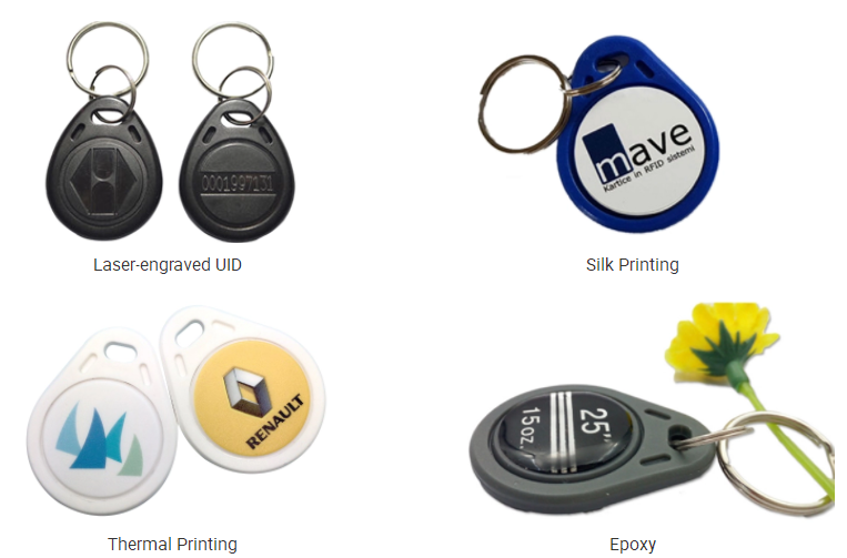 China Rfid Keyfob Maker