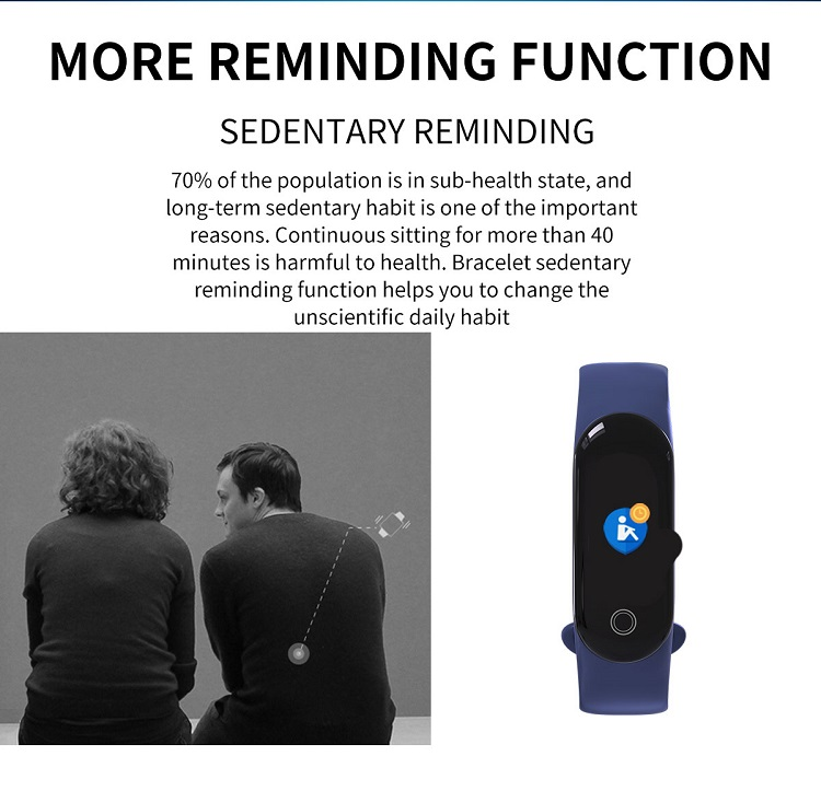 Pedometer Rfid Nfc watch