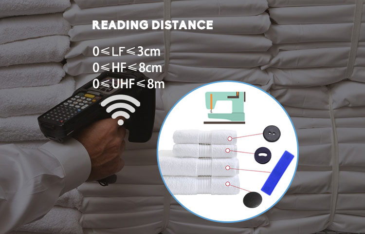 Flexible Rfid Laundry Tag Wholesale