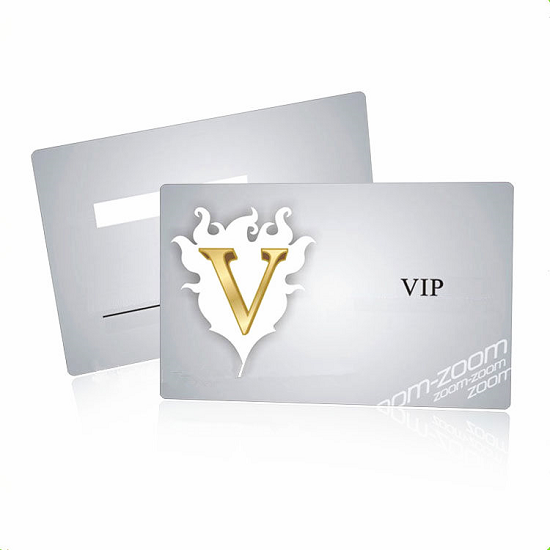 Luxury Membership Card