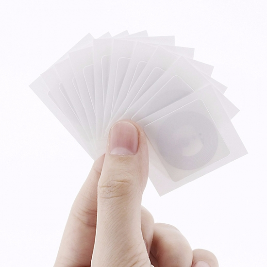 RFID card stickers