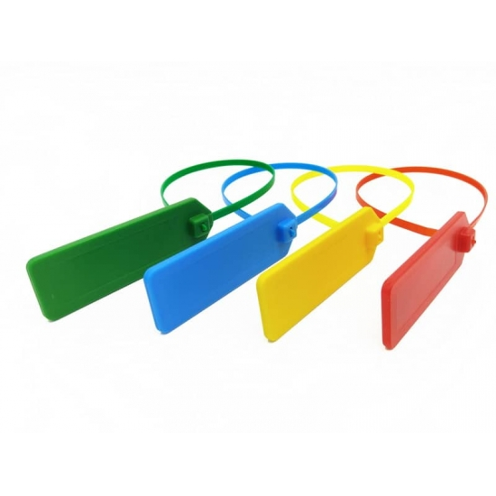 Nylon Rfid Cable Tie Tags