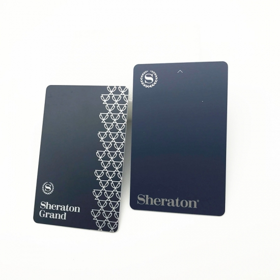 RFID room key card